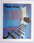 Cheap Trick - 'All Shook Up Tour '80-'89' Vintage Backstage Pass